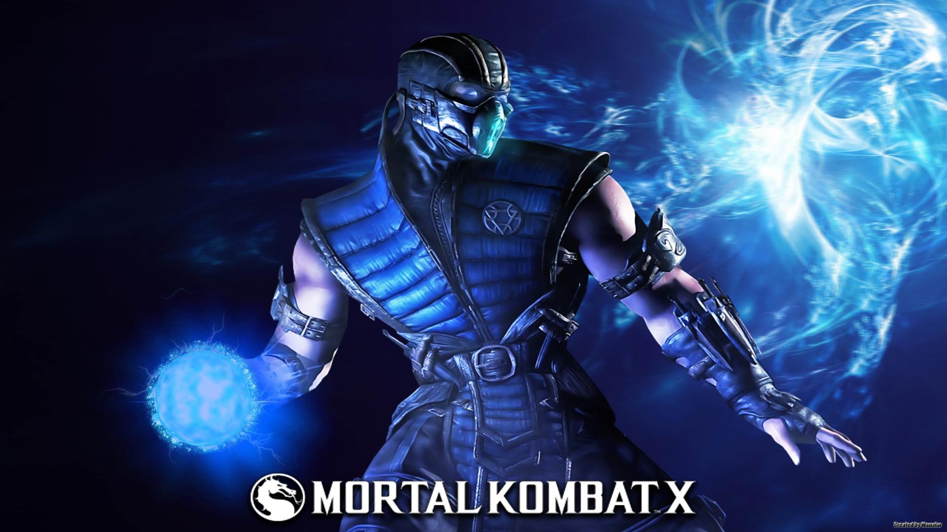 Increíble Mortal Combat X Wallpaper alta definición