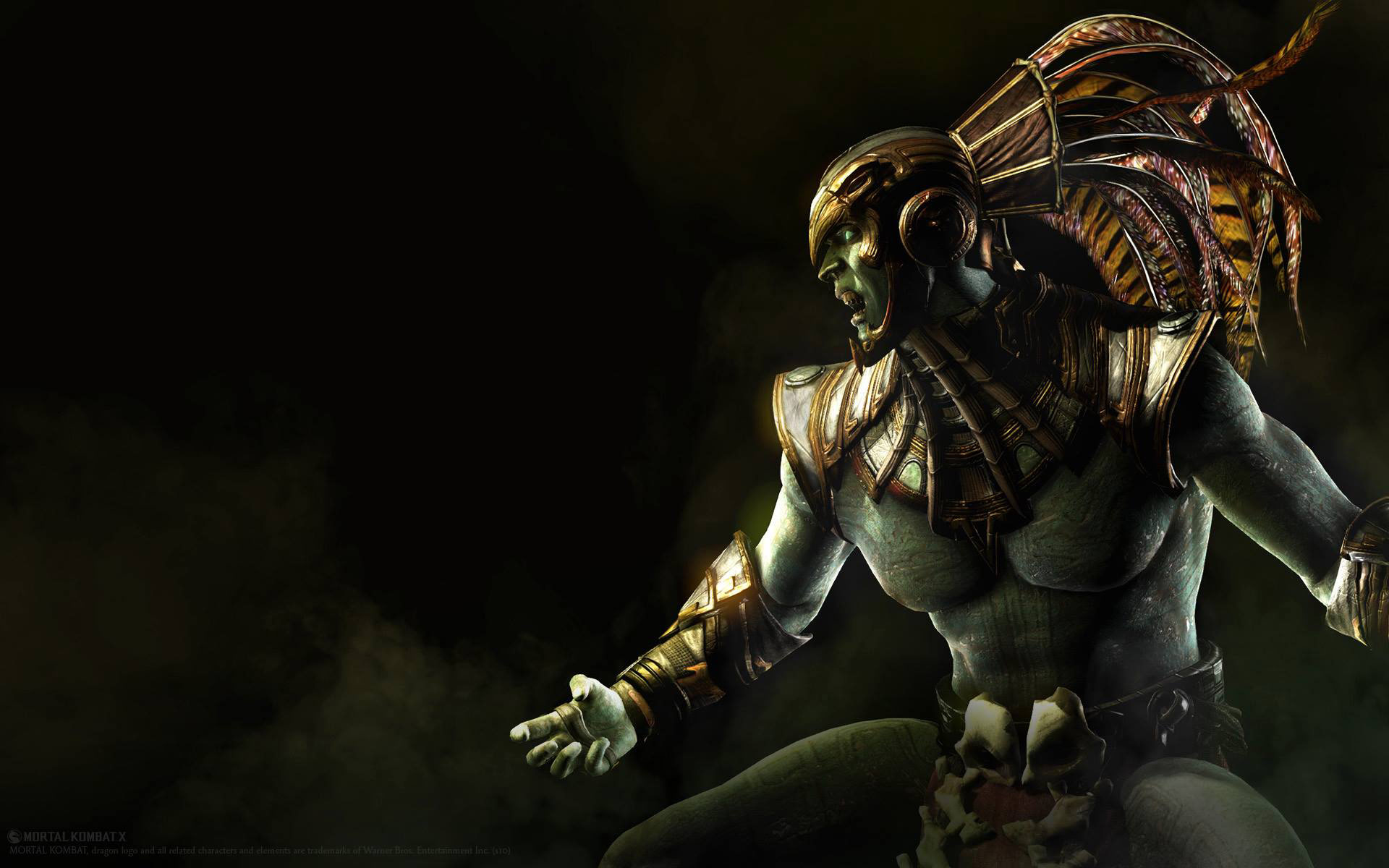 Personaje de Mortal Combat Wallpaper