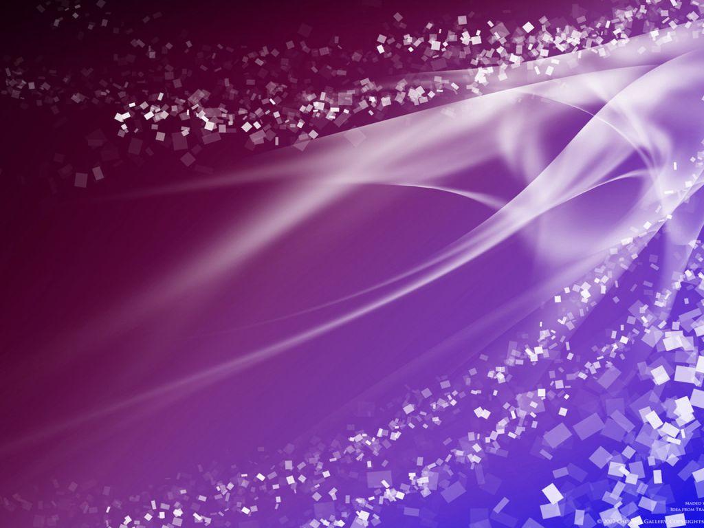 Púrpura fresco impresionante