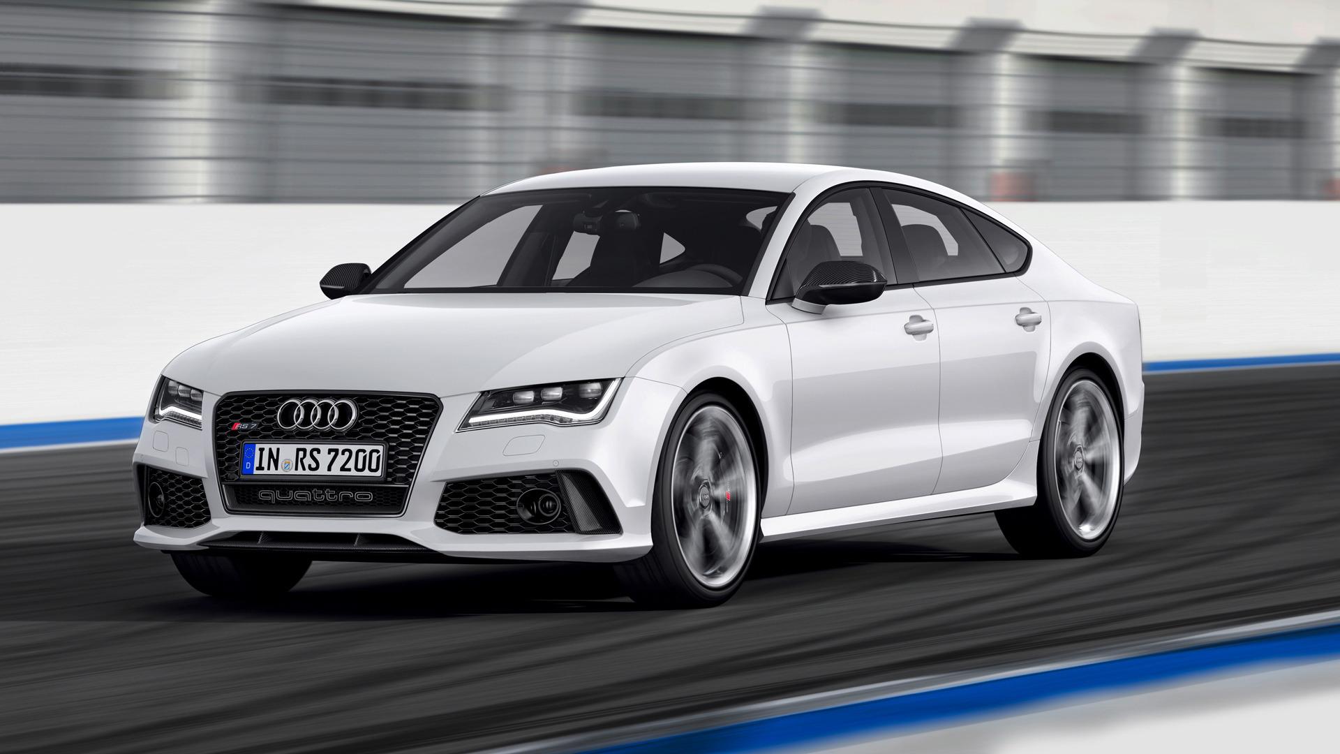 Luxury Vehicle: Audi Rs7 Quattro