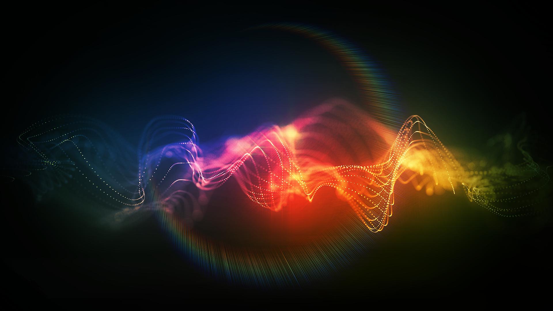 10 Latest Cool Laptop Backgrounds Space Full Hd 1920 1080: Explosión De Colores