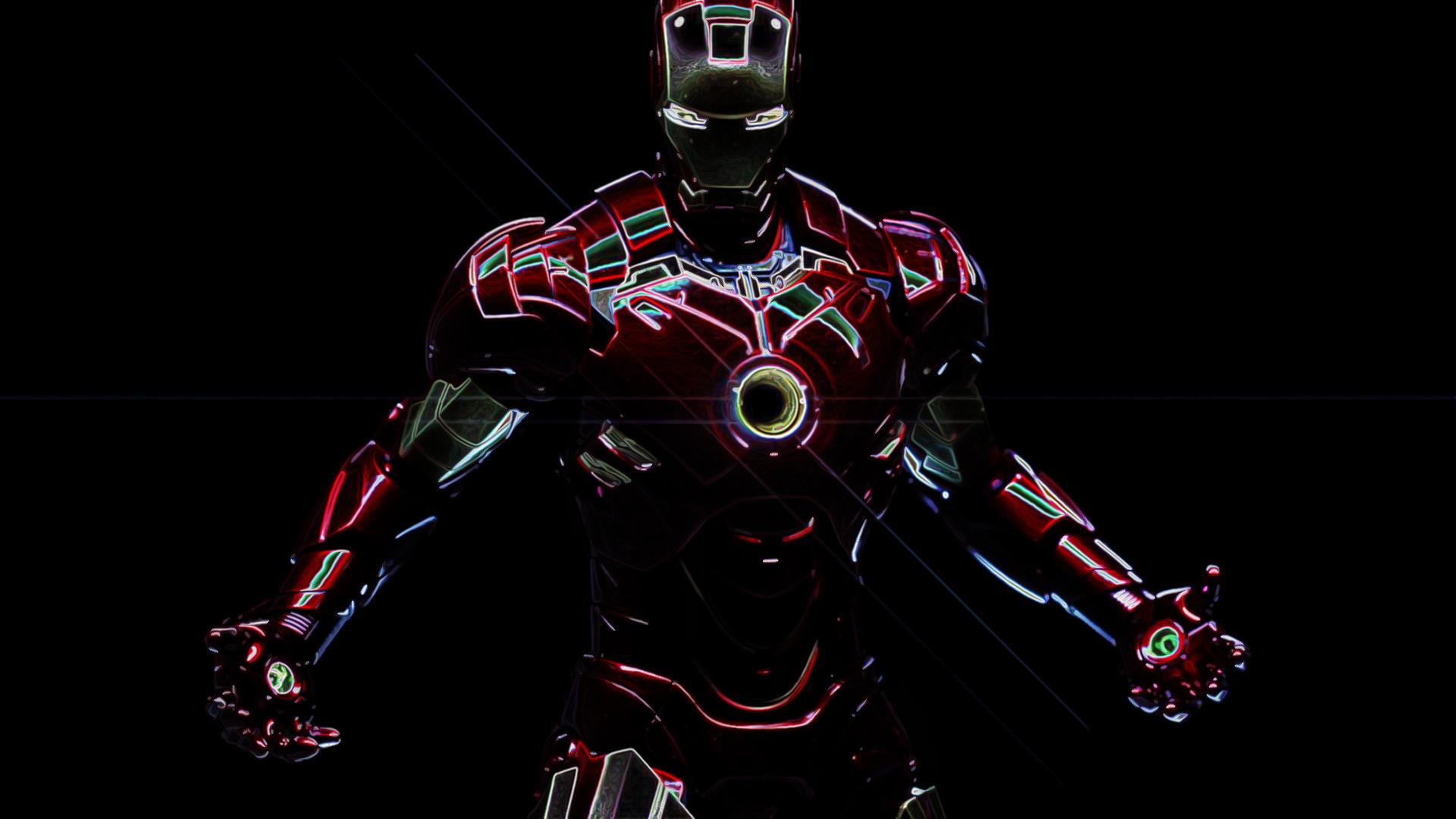 Fondo de pantalla Iron Man