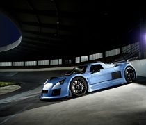 2011 Gumpert Apollo S V5