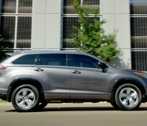2014 Toyota Highlander Coches Fotos HD Wallpaper