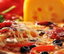 Walpaper de Pizza