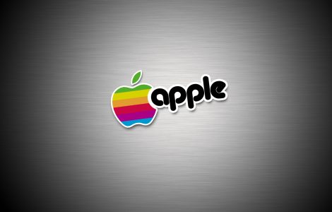 Fondo de pantalla Logotipo Apple