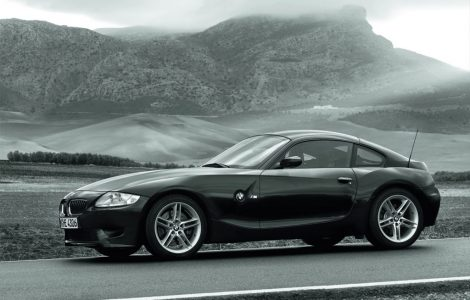 Wallpaper BMW Z4 Coupe
