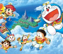 Wallpaper Personajes Doraemon