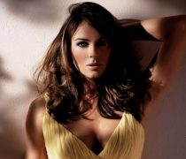 Elizabeth Hurley wallpaper