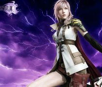Final Fantasy 13 Lightning Wallpaper HD