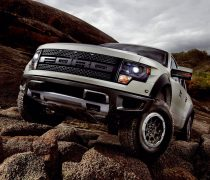 Wallpaper Ford F150 SVT Raptor