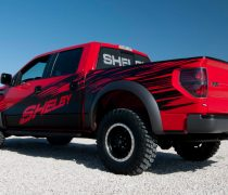 Ford F150 Raptor Shelby Fondos