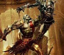 God Of War Wallpaper Games