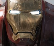 Wallpaper Iron Man calidad Ultra HD