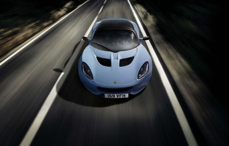Lotus Elise Super Sport Car