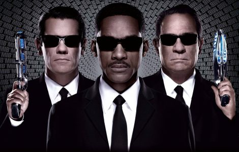 Wallpapers Men In Black 3