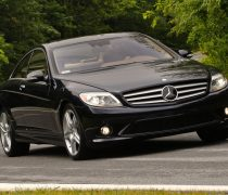 Mercedes Benz, CL550, 4matic