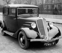 Renault, Sedan Celtaquatre 1934