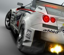 Wallpaper Juego Ridge Racer 7