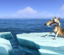 Wallpaper Scrat, Película Ice Age 4