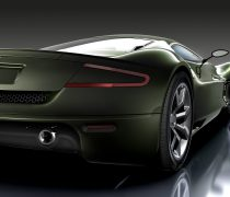 Detalle de Aston Martin Wallpaper