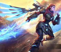 Valkyrie Heroes of Newerth