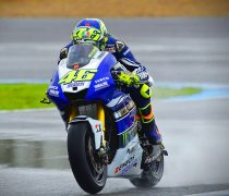 Valentino Rossi Racing Wallpaper