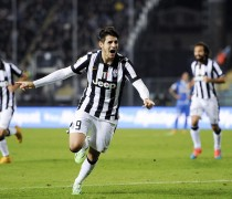 Alvaro Morata Juventus Club Wallpaper