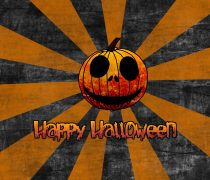 Wallpaper para Halloween Calabaza Happy Halloween