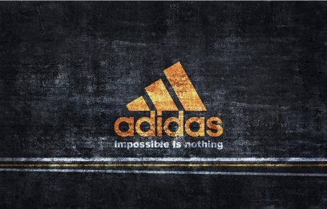 Increíble Adidas Logo HD Wallpaper