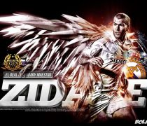 Zinedine Zidane Wallpaper
