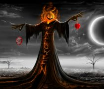 Noche de Halloween Wallpaper