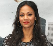 Wallpaper de Zoe Saldana HD