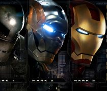 Iron Man Armaduras, Mark 1, Mark 2 y Mark 3
