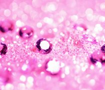 Diamantes de color rosa