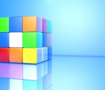 Wallpaper del Cubo de Rubik