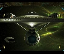 Imagen del USS Enterprise, Wallpaper, en HD.