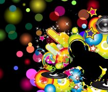Wallpaper DJ Fondo musical