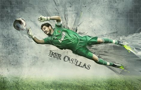Wallpaper Iker Casillas