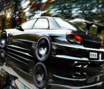 Wallpapers Subaru Impreza
