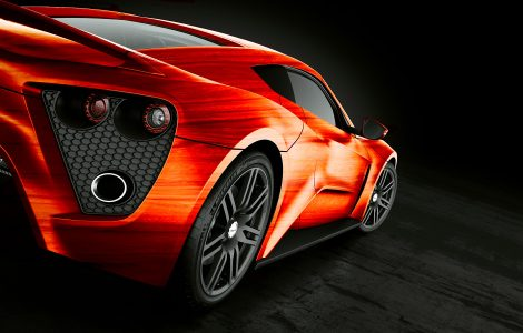 Wallpapers de coches Deportivo Zenvo St1