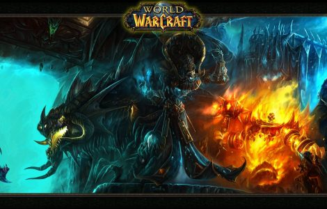 Imagen gratis de monstruos de la saga World Of Warcraft, en HD.